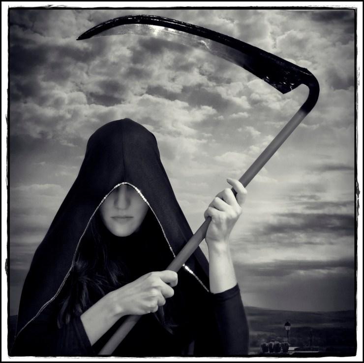 death - a self portrait