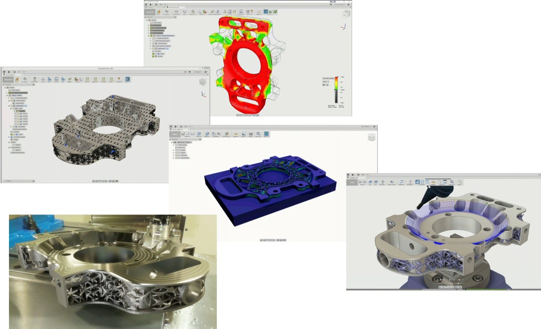Fusion 360 Branching Merging at AU
