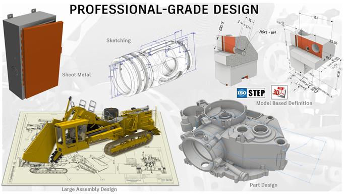 Autodesk-Inventor-2018-Profession-Grade-Design
