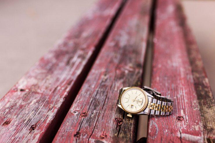 Rolex Watch - Time Management
