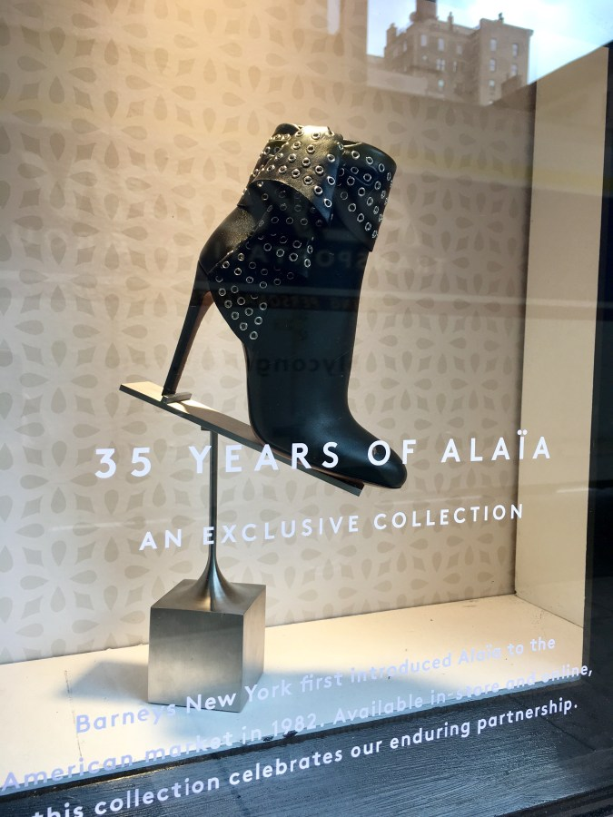 35 Years Of Alaïa