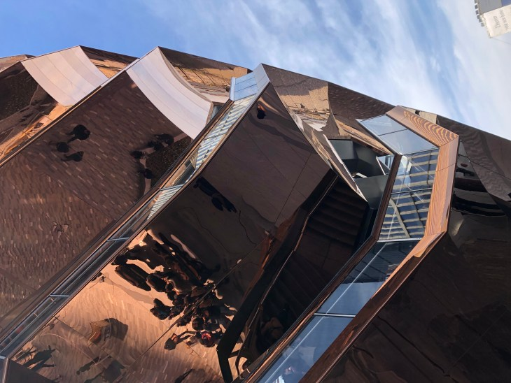 Design and Style Report, image The Vessel, Hudson Yards