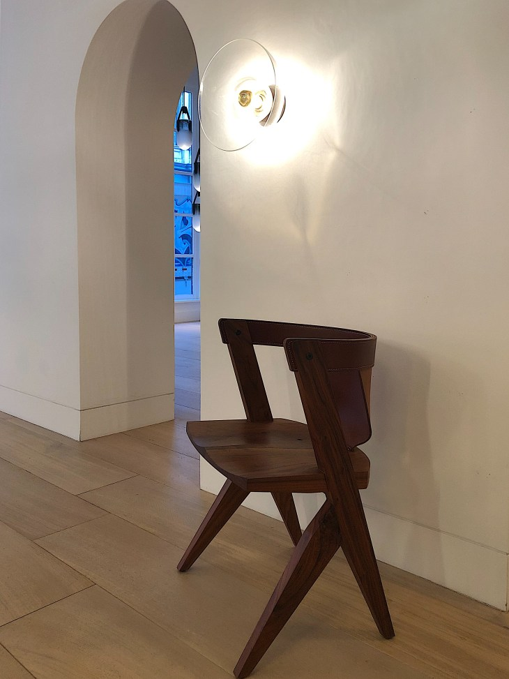 Design and Style Report image, Allied Maker lighting, Michael Robbins chair