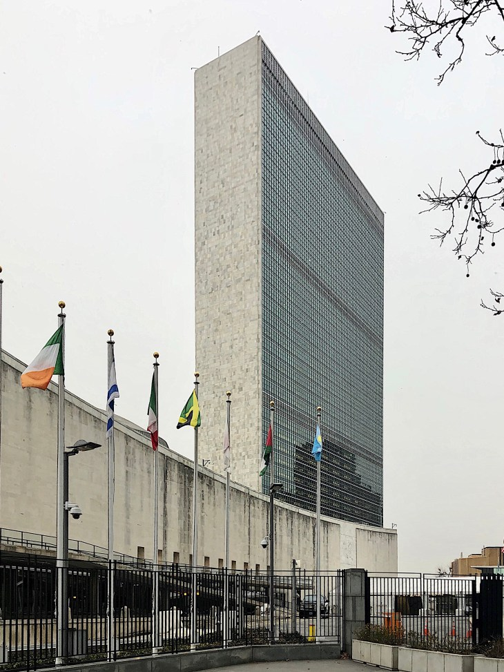 Design and Style Report image, United Nations Headquarters