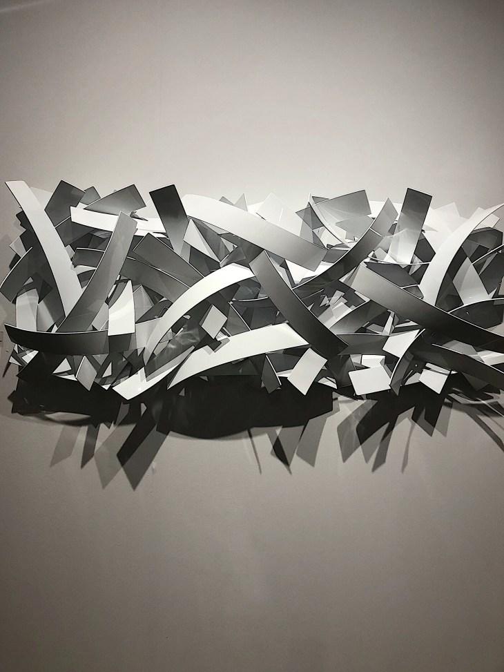 Design and Style Report image , Matt Devine sculpture, Samuel Owen Gallery