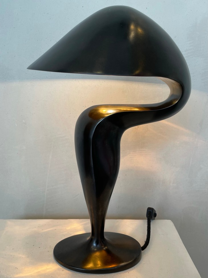 Design and Style Report image, Michael Amar lamp, Atelier Courbet NY