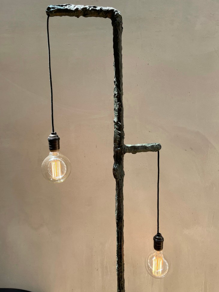 Design and Style Report image, Thierry Dreyfus lamp, Atelier Courbet NY