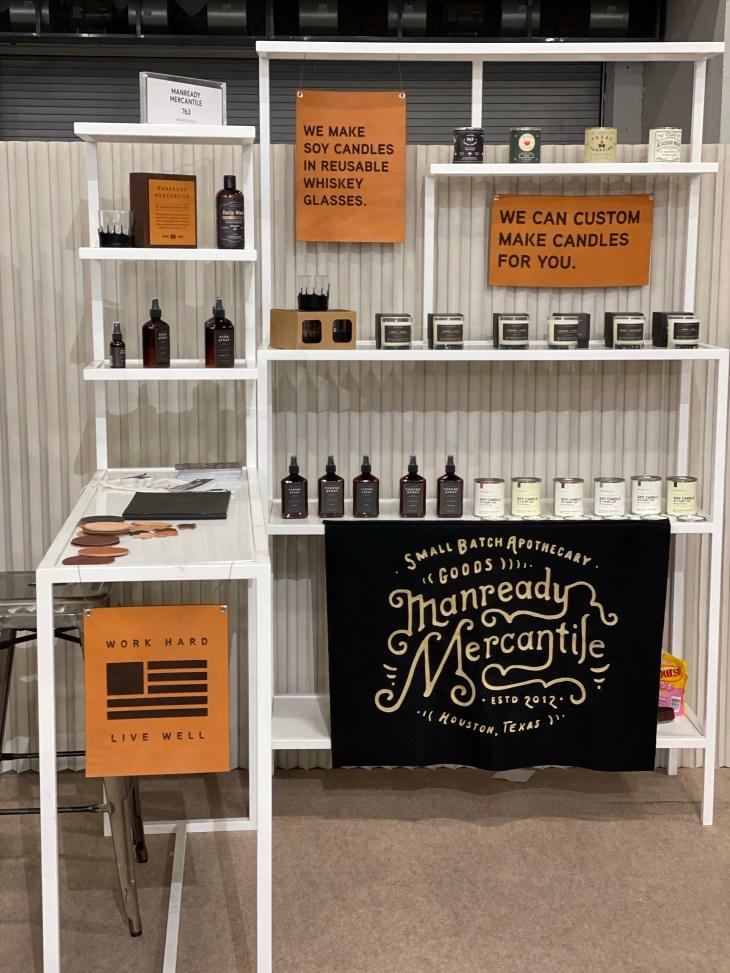Design and Style Report image, Liberty Fairs show Miami Beach Florida, Manready Mercantile