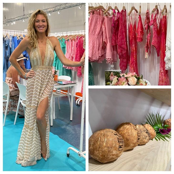 Design and Style Report image, Cabana show Miami Beach Florida, Ramy Brook apparel