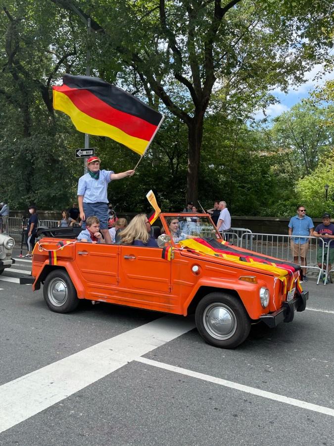 German-American Steuben Parade 2021