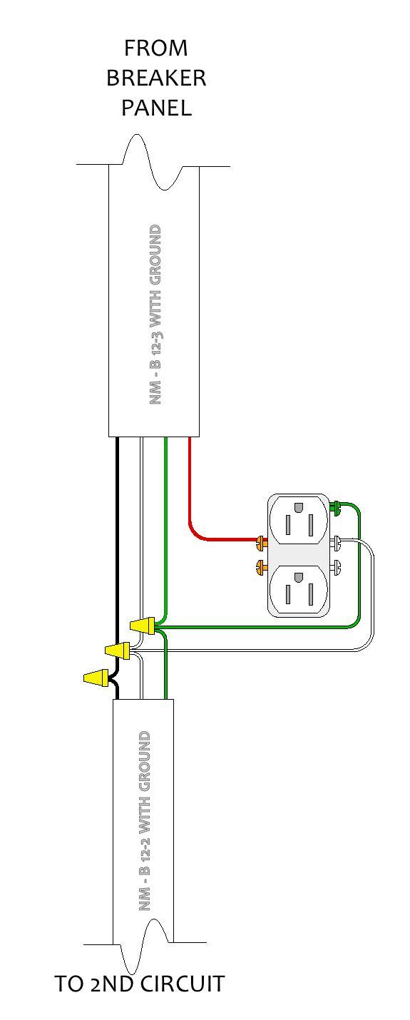 Kitchen Electrical Wiring Diagram : kitchen, electrical, wiring, diagram, Kitchen, Remodel, Electrical, Designandtechtheatre
