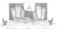 DISTRACTED: Another Set Design