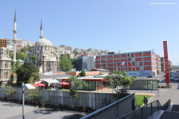 Istanbul Museum Of Modern Art Design And Travels