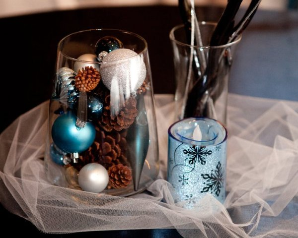Winter Wonderland Wedding Design asSisters