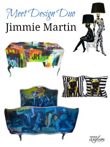 The avant garde, unabridged and outlandish work of Jimmie Martin