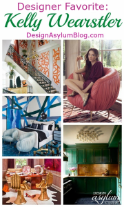Happy Birthday Kelly Wearstler! Let's take a look at these amazing interiors designed by Kelly Wearstler and celebrate her birthday!