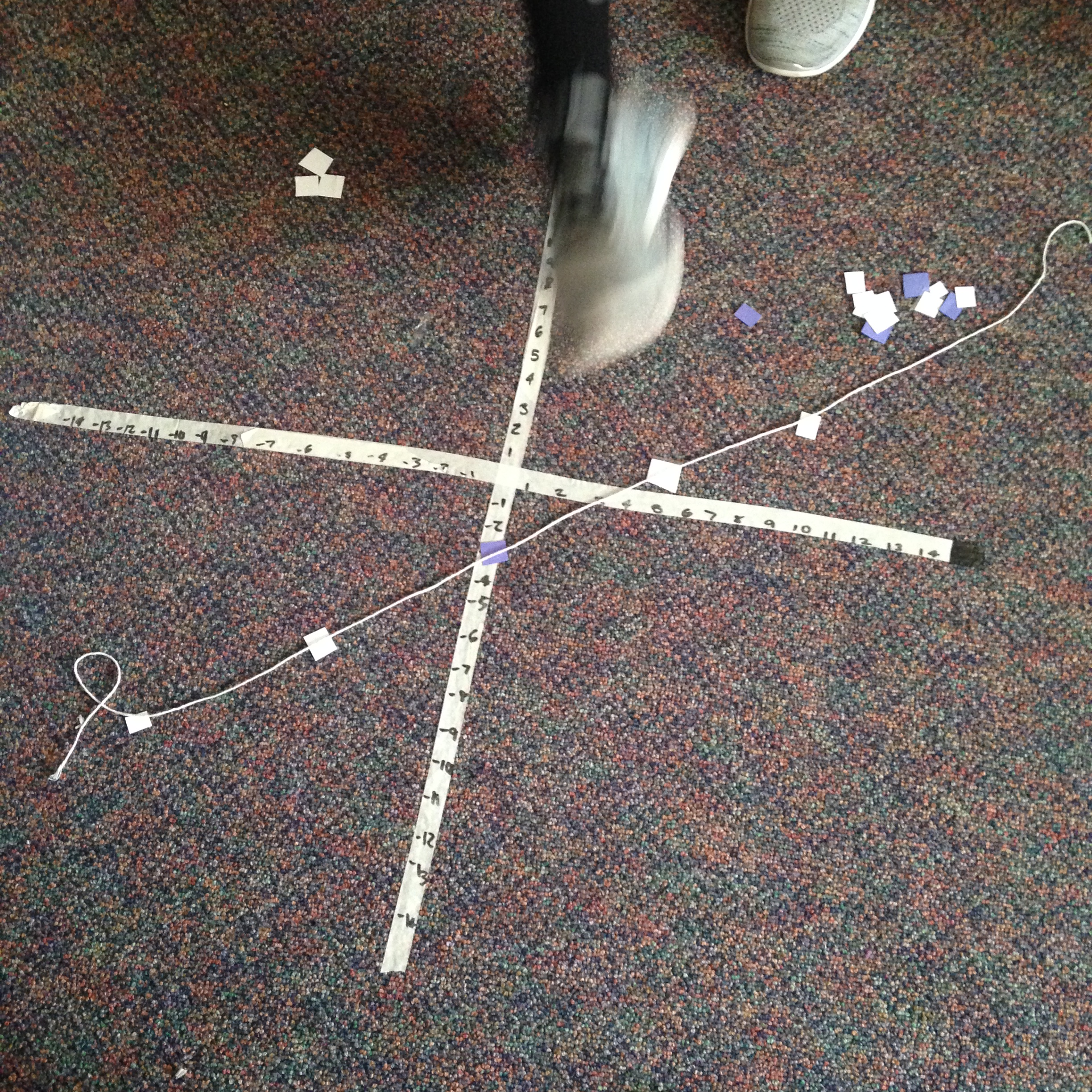 It S Time To Graph Bringing Linear Equations To Life