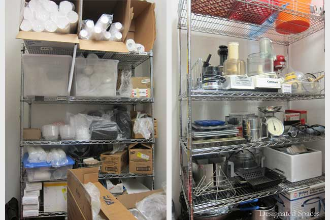 Commercial Kitchen Consolidation  Part 1  Designated Spaces