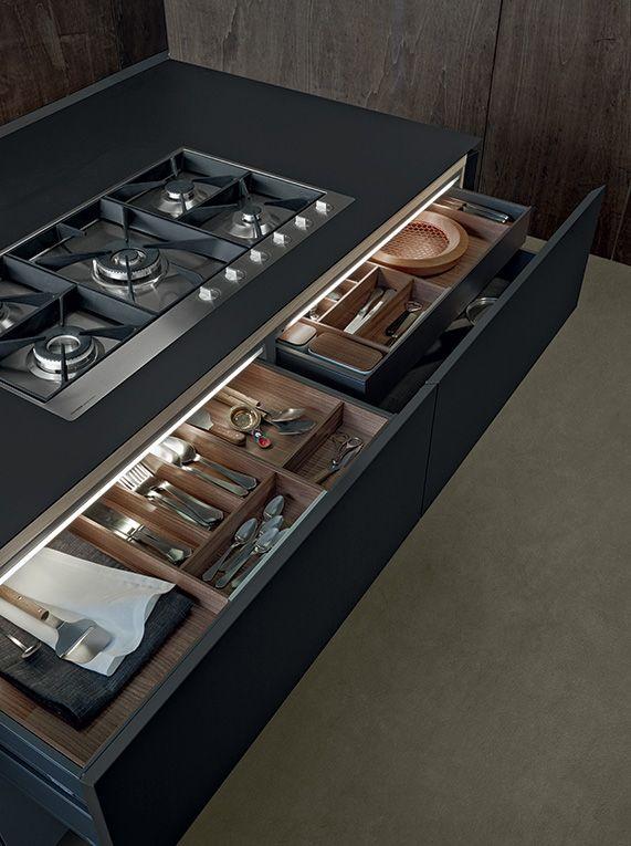 La cucina artex in stile contemporaneo  Arredare con stile