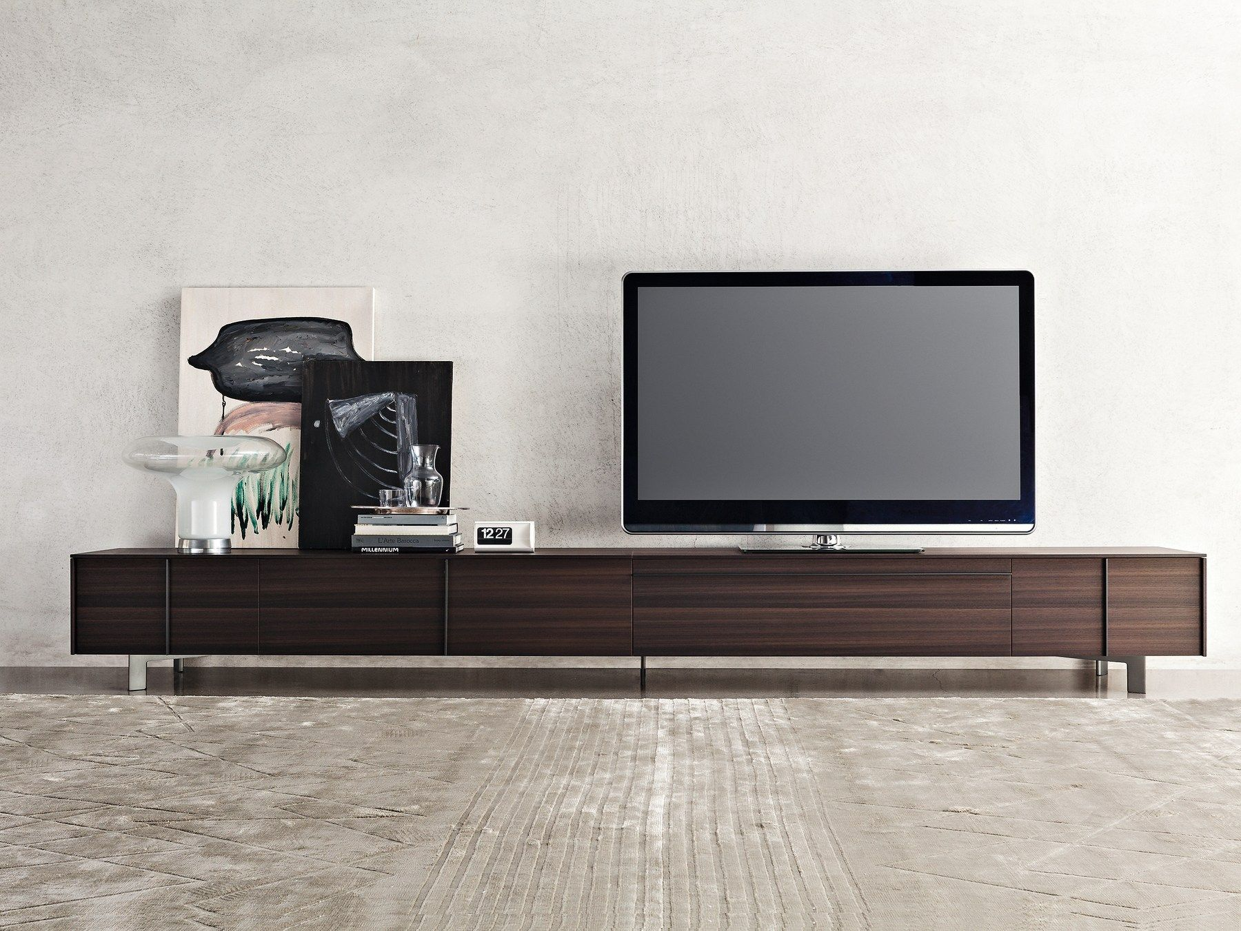 CON PASSWORD MOLTENI RIDISEGNA IL LIVING  Arredare con stile
