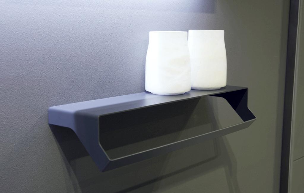 Gli accessori design per il bagno Qgini di Antonio Lupi  Arredare con stile