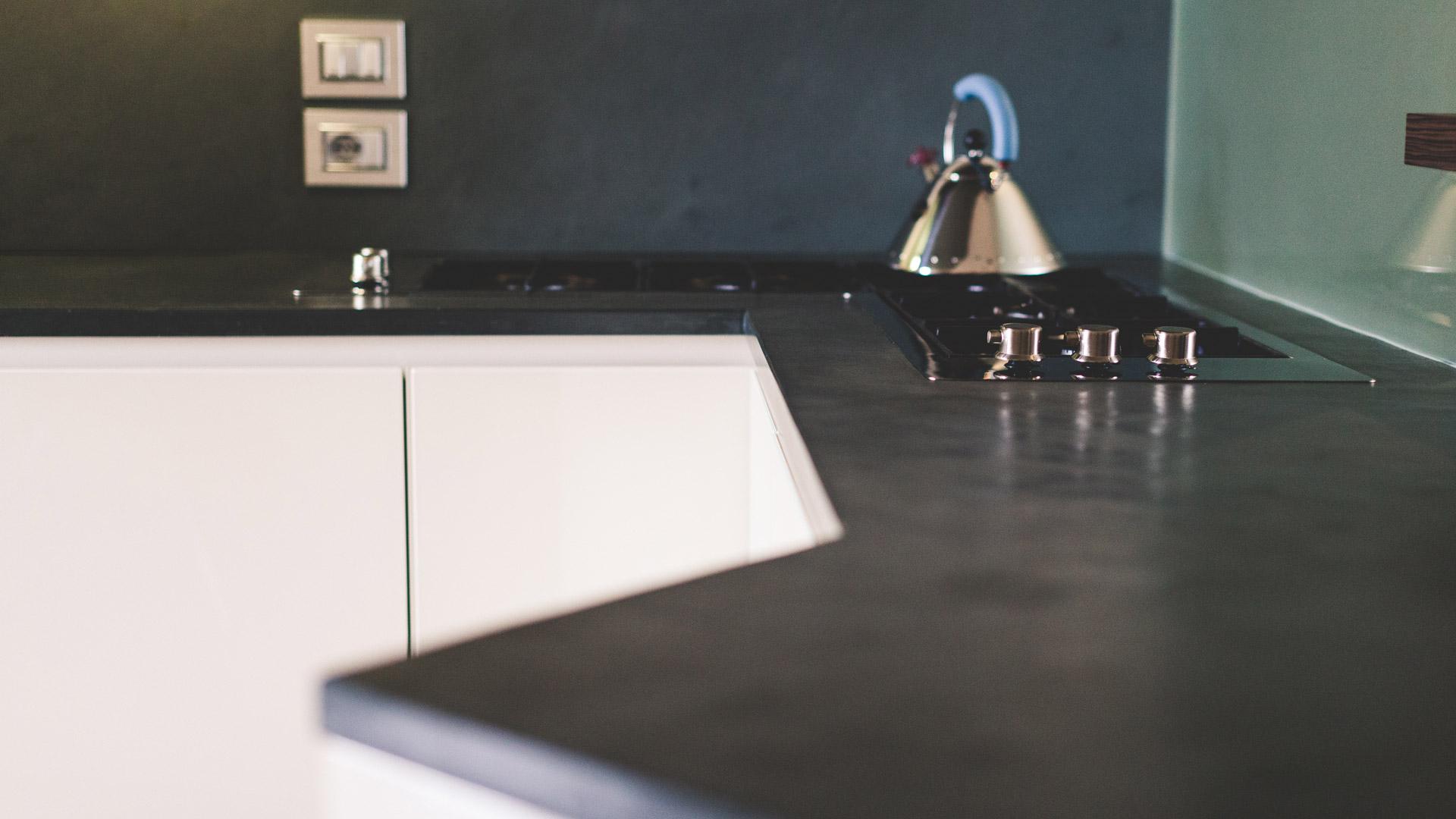 Top cucina quattro soluzioni per renderla unica