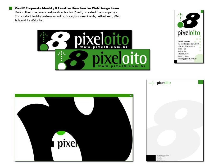 Web Design: PIXEL8
