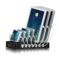 Satechi 7-portars USB-laddningsstation