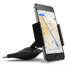 Satechi Universal mobilhållare - monteras i öppningen till bilens CD-spelare!