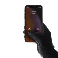 Mujjo Leather Touchscreen Gloves - Snygga pekskärmshandskar i läder!