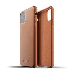 Mujjo Full Leather Case för iPhone 11 Pro Max