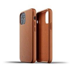 Mujjo Full Leather Case för iPhone 12 mini