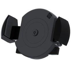 ALOGIC Snabbladdare för bil med hållare och Qi Teknologi