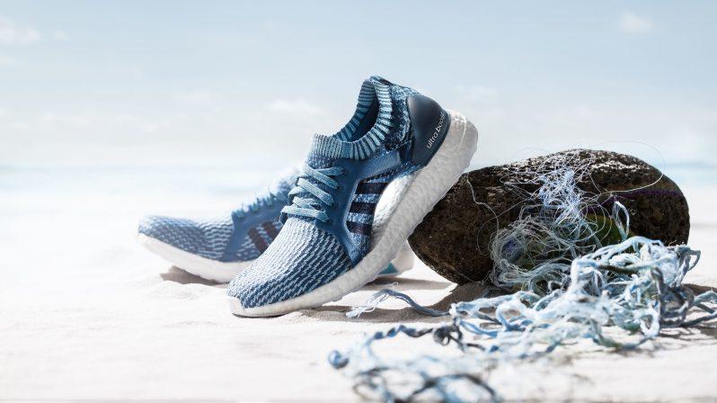 adidas recyklované materiály do 2024