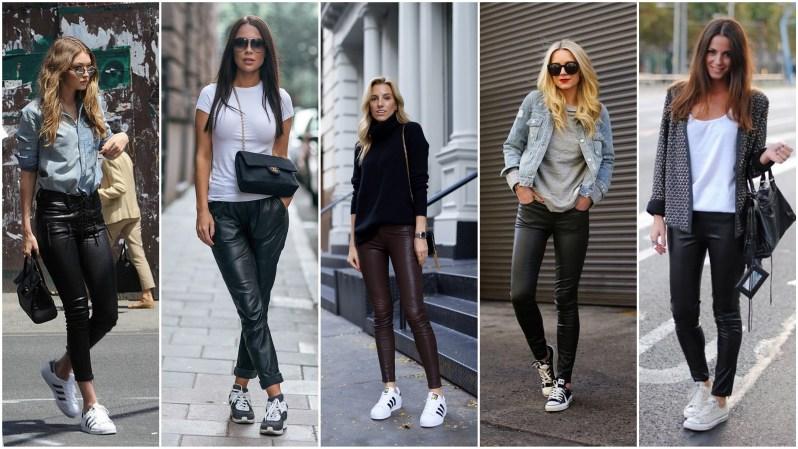 jak se nosí kožené kalhoty (4)