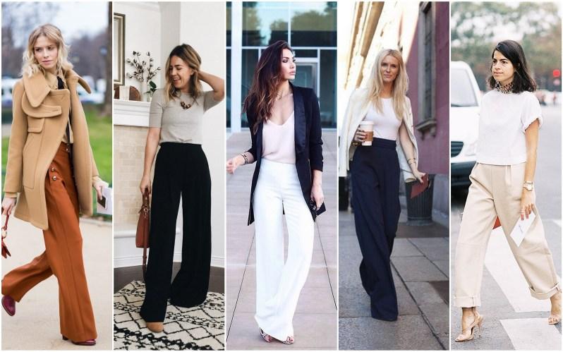 jak se nosí široké kalhoty (4)