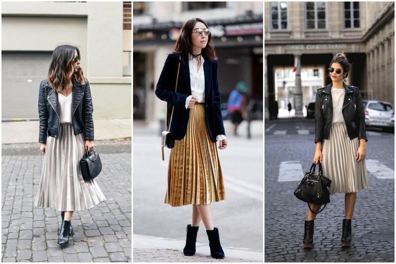 jak se nosí plisovaná sukně 2019 (2)