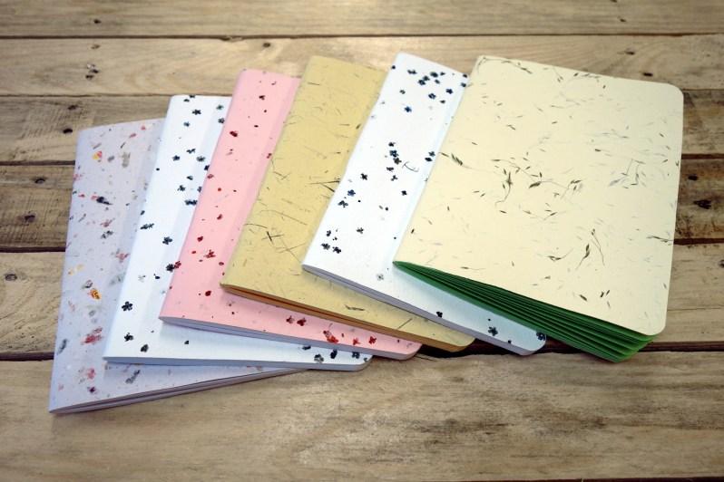 lemniskáta ruční papír výrobky (3)