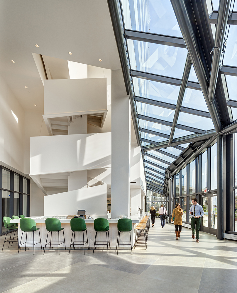 Education First Lingo Café — BSA Design Awards Boston Society Of