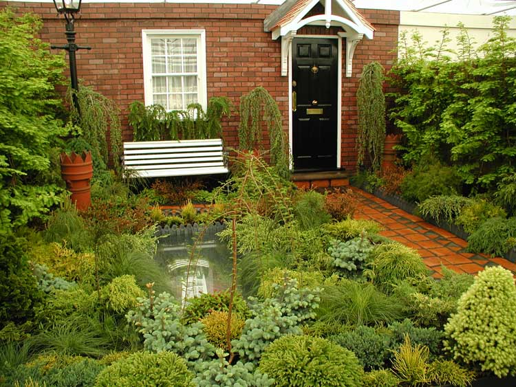 Front Garden Terraced House Interior Design Ideas