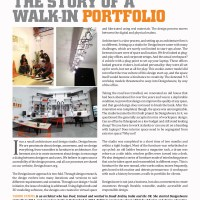 Article in Startup 360 Magazine // April 2015