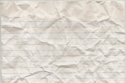 lined paper texture