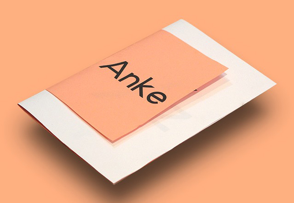 6.Free Font Of The Day  Anke