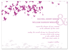 Diy Wedding Invitations Erfly