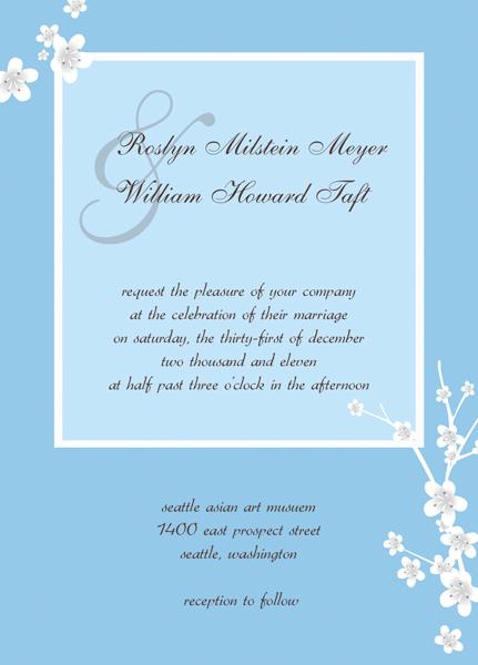 Sample Wedding Invitation Cards Khafre