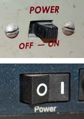 On Off Switch Circle Line : switch, circle, Evolution, On/Off, Power, Switch, Symbol, Commonsense, Design