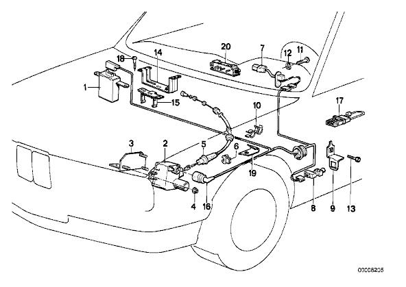 1987 bmw 325i fuse diagram tekonsha breakaway wiring designbolt