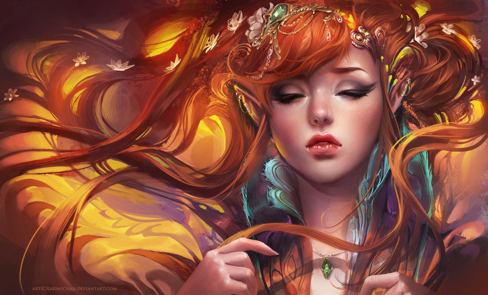 20+ Amazing & Beautiful Digital Art Desktop Wallpapers In