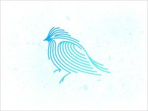 bird line simple designs examples indigo designbolts