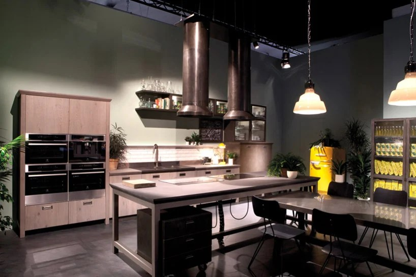 Cucina Scavolini Diesel   Modular Living Area, Kitchen ...